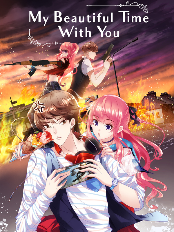 my beautiful time with you comics